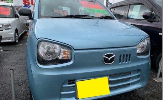 【売却済】キャロル GL 4WD