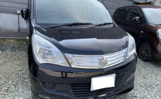 【売却済】ソリオ X 4WD